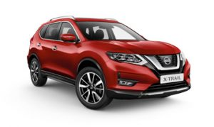 Nissan X-Trail - Red